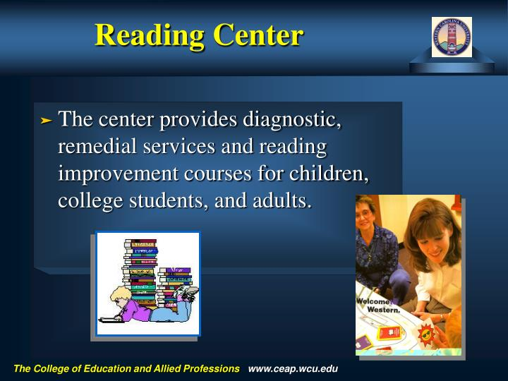 Reading Center