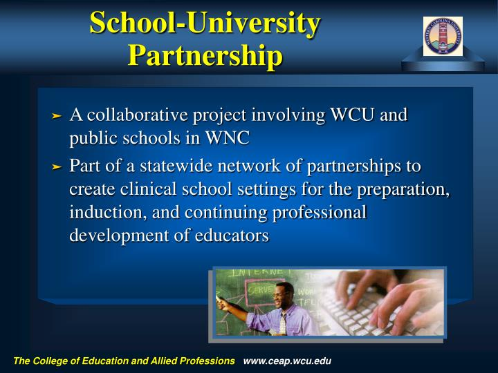 School-University Partnership
