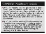 operations patient safety program4