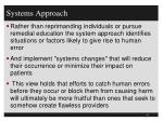 systems approach1