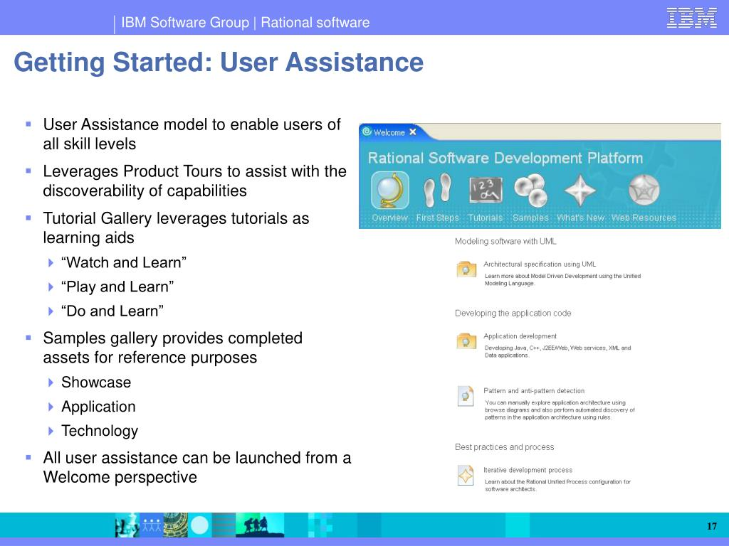 Getting Started: User Assistance