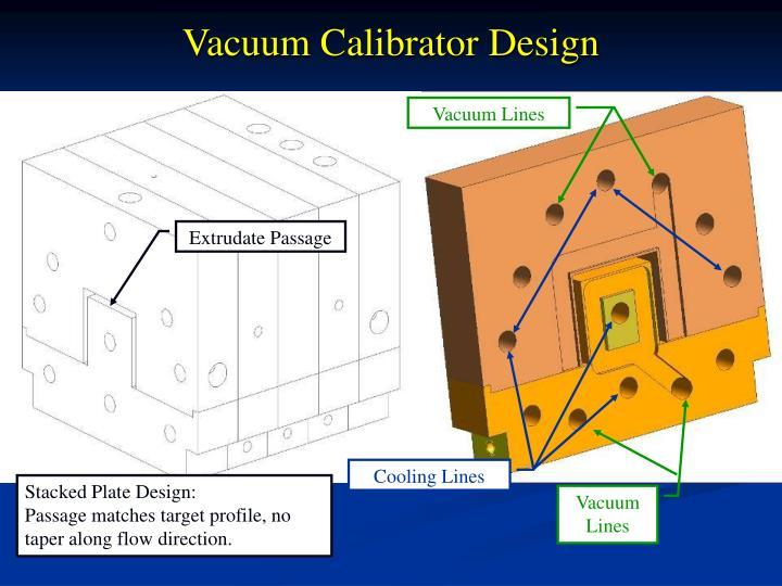 Vacuum Lines