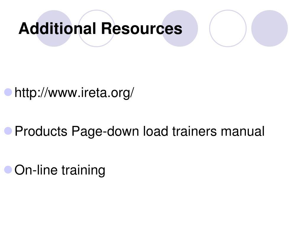 http://www.ireta.org/