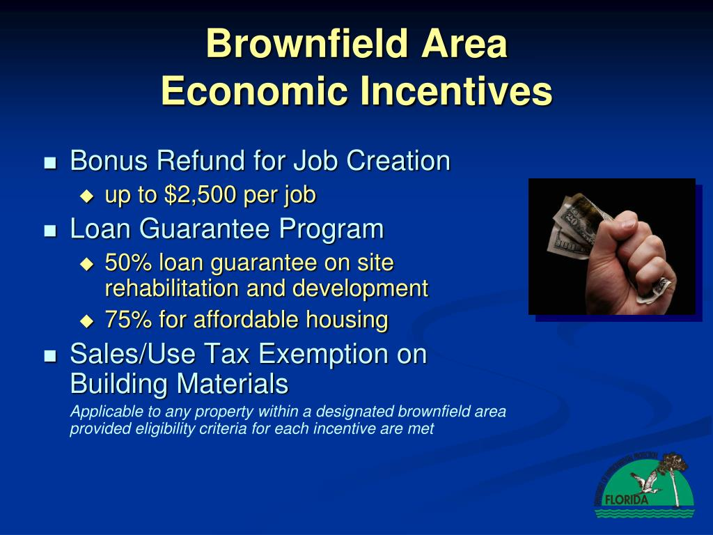 Brownfield Area
