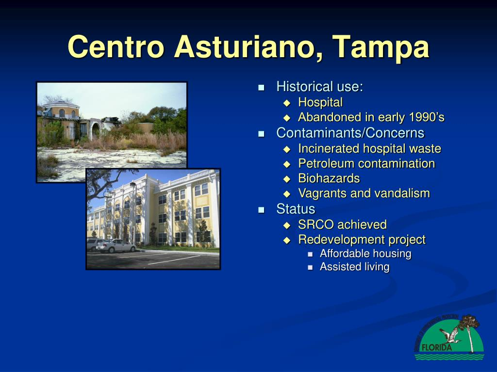 Centro Asturiano, Tampa