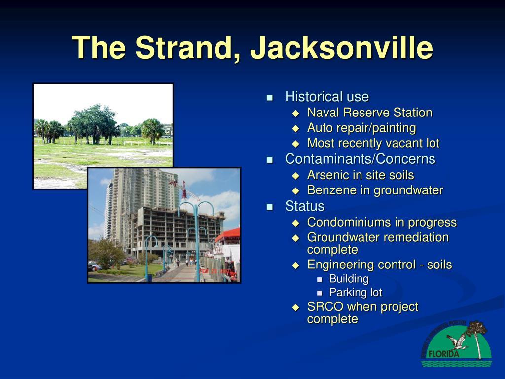 The Strand, Jacksonville