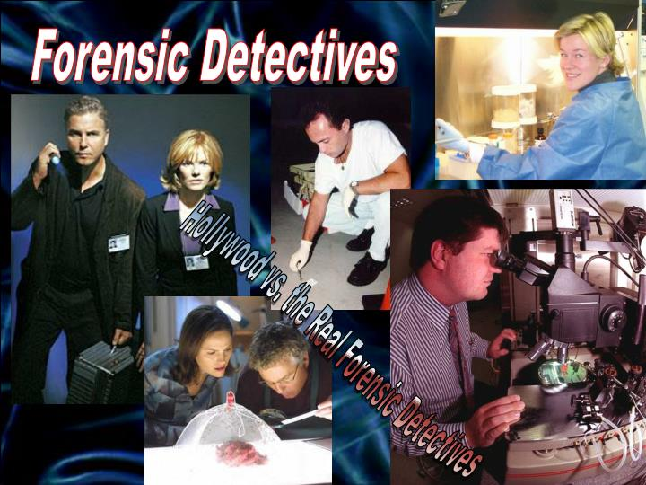 Forensic Detectives