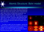 atomic structure bohr model9