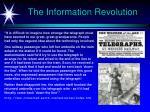 the information revolution27