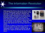 the information revolution35