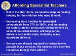 affording special ed teachers1