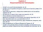 capitulo 4 responsabilidad del teletrabajador