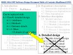 ieee 1016 1987 software design document table of contents reaffirmed 1993