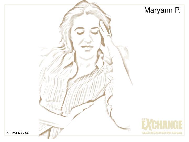 Maryann P.
