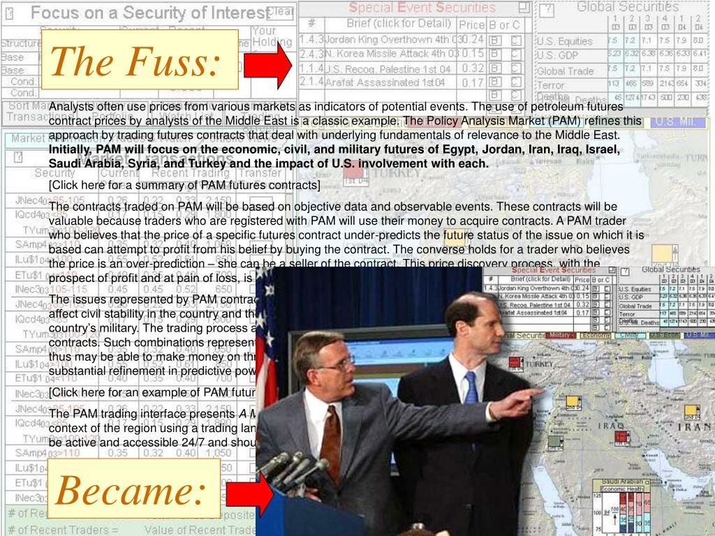 The Fuss: