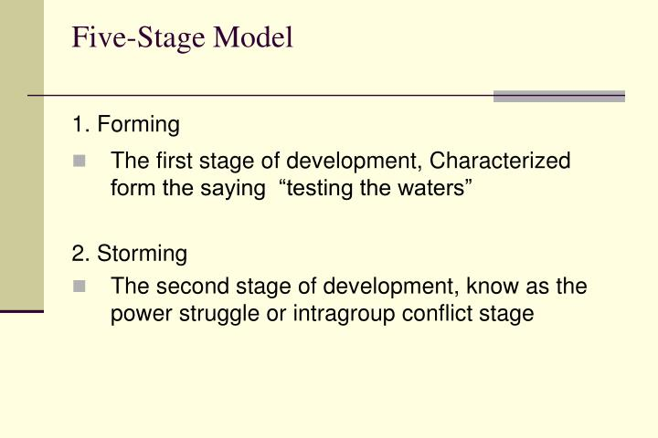 Five-Stage Model