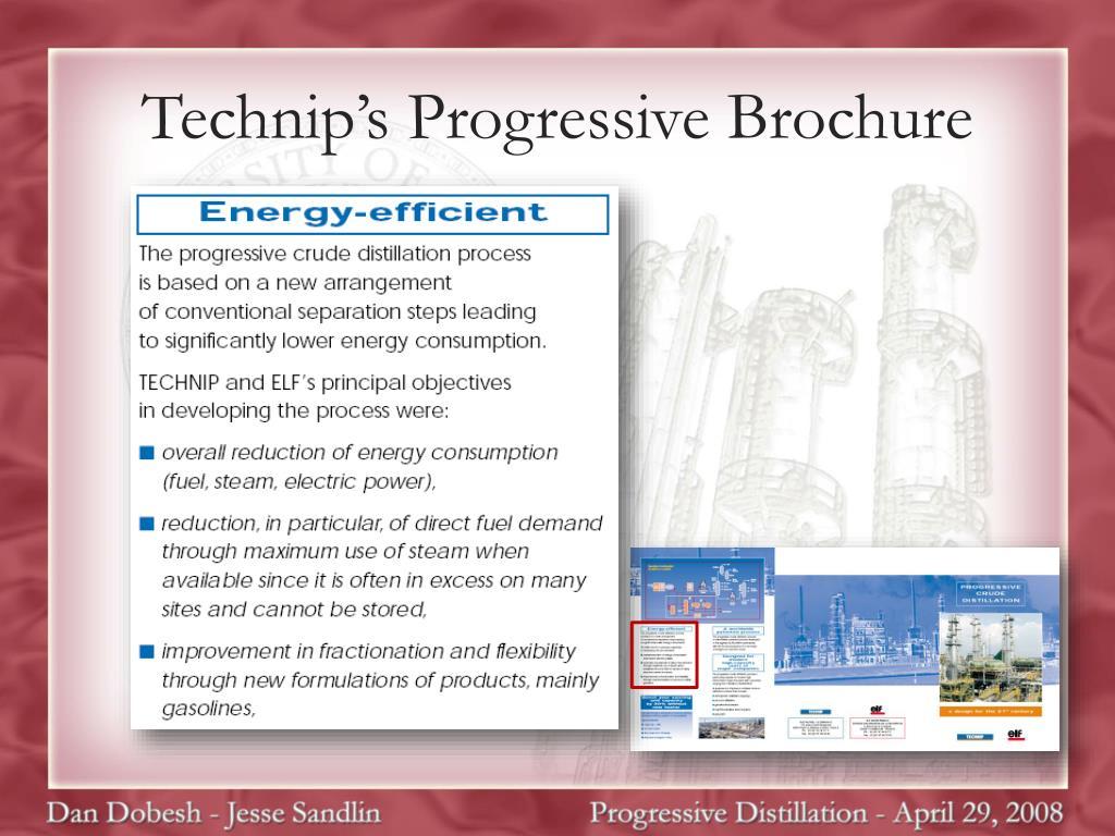 Technip's