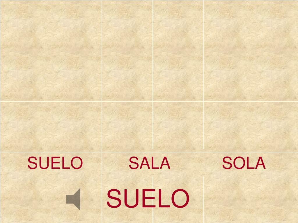 SUELO