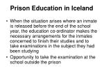 prison education in iceland11