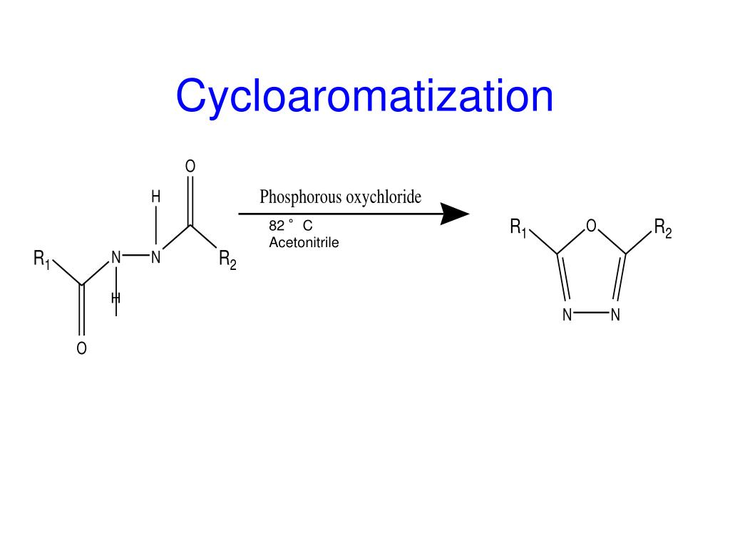 Cycloaromatization