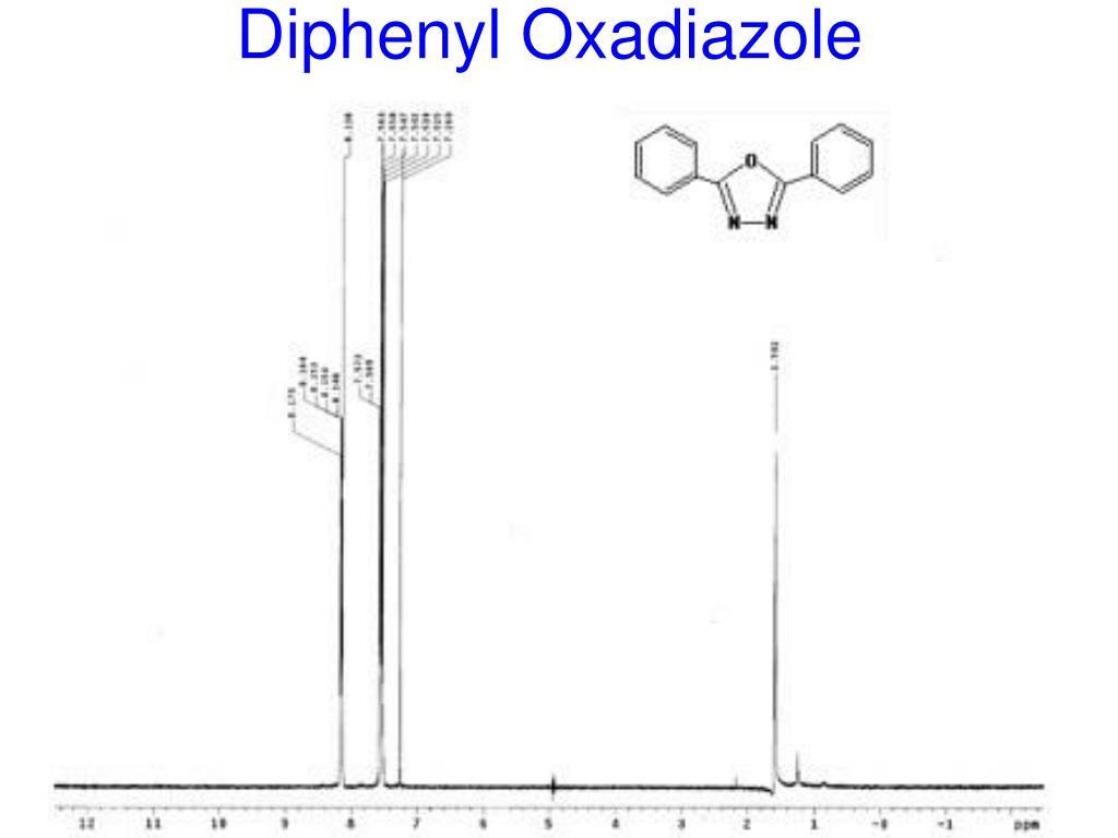 Diphenyl Oxadiazole