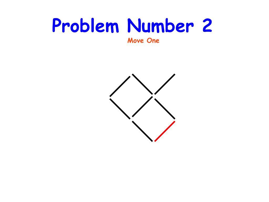 Problem Number 2