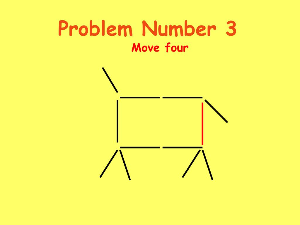 Problem Number 3