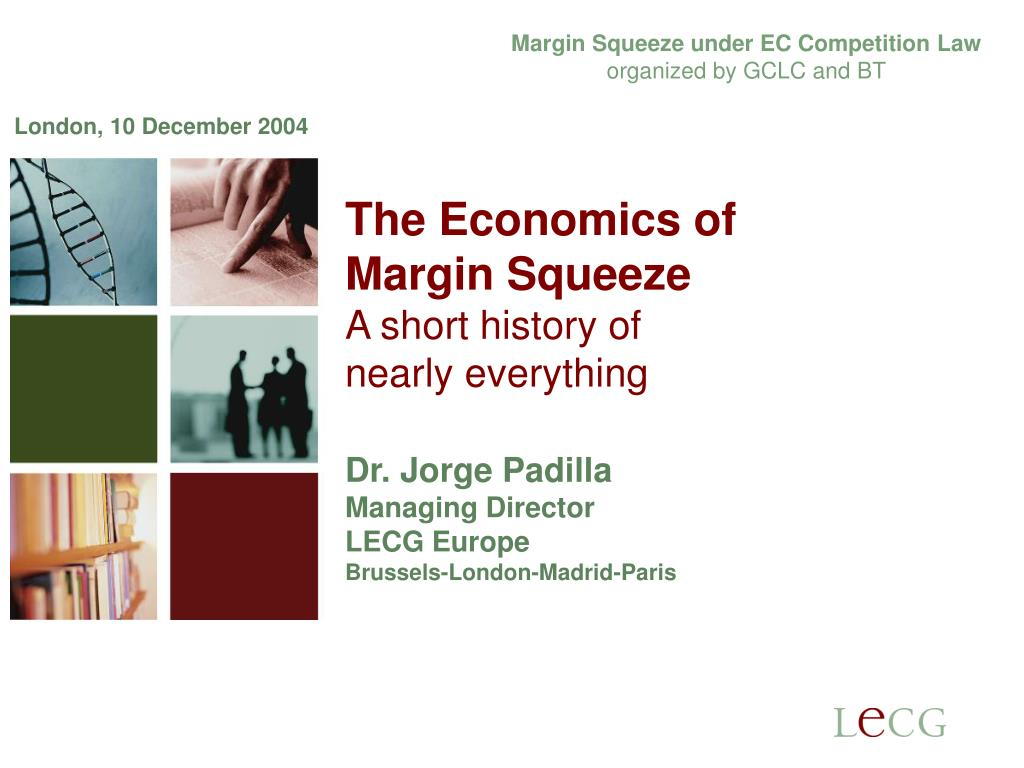 Margin Squeeze under EC Competition Law