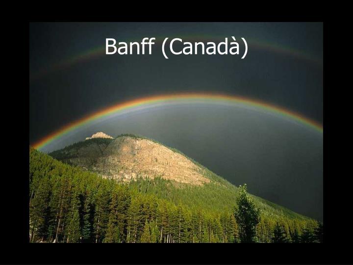 Banff (Canadà)