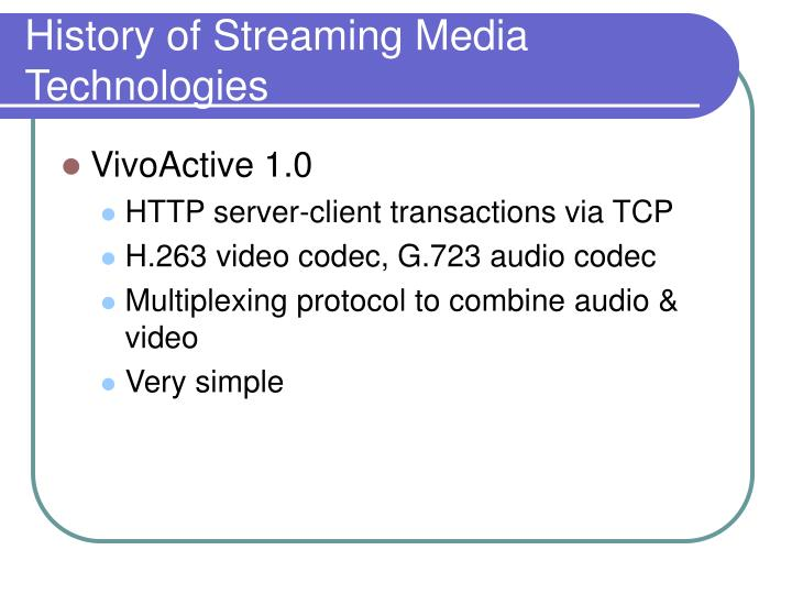 History of streaming media technologies l.jpg