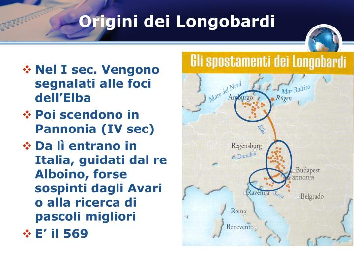 Origini dei Longobardi