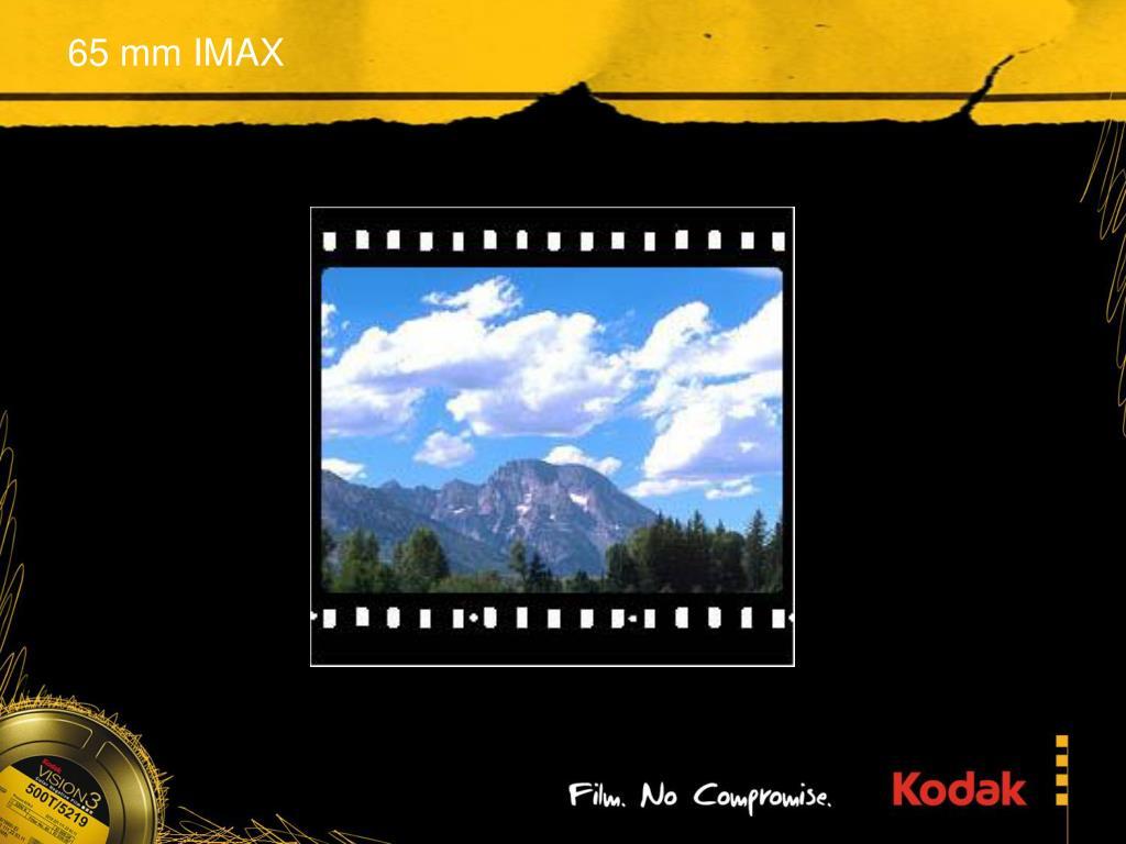 65 mm IMAX