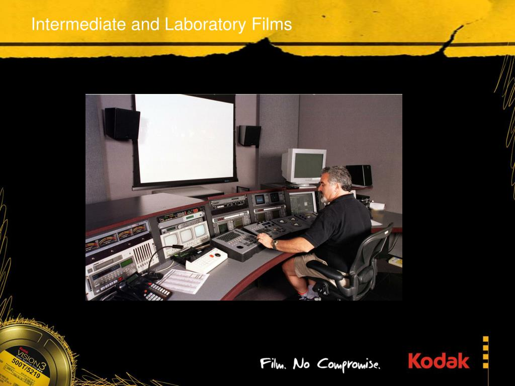 Intermediate and Laboratory Films