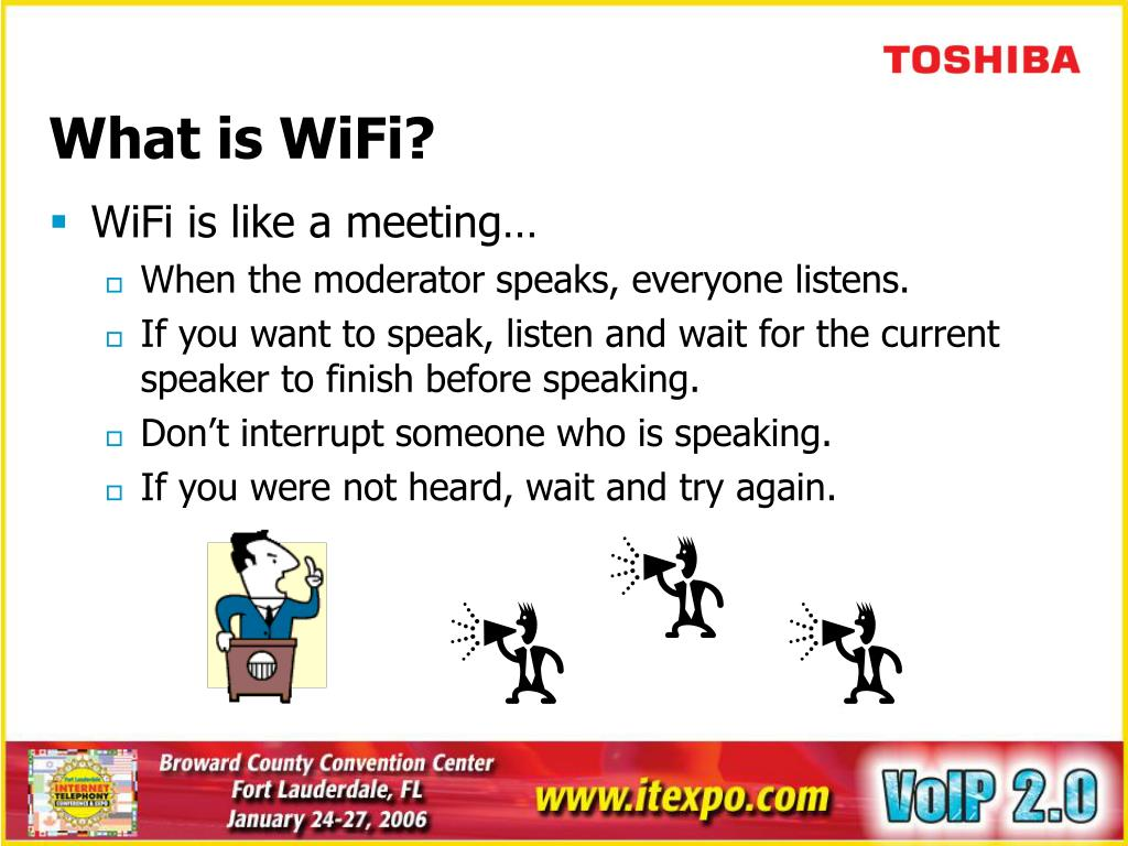 What is WiFi?