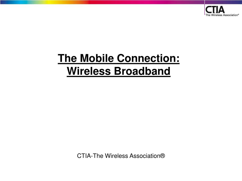 The Mobile Connection: