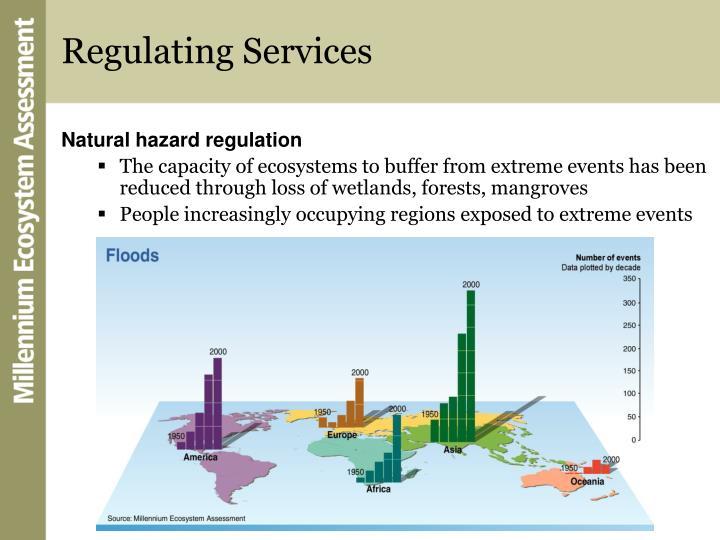 Regulating Services