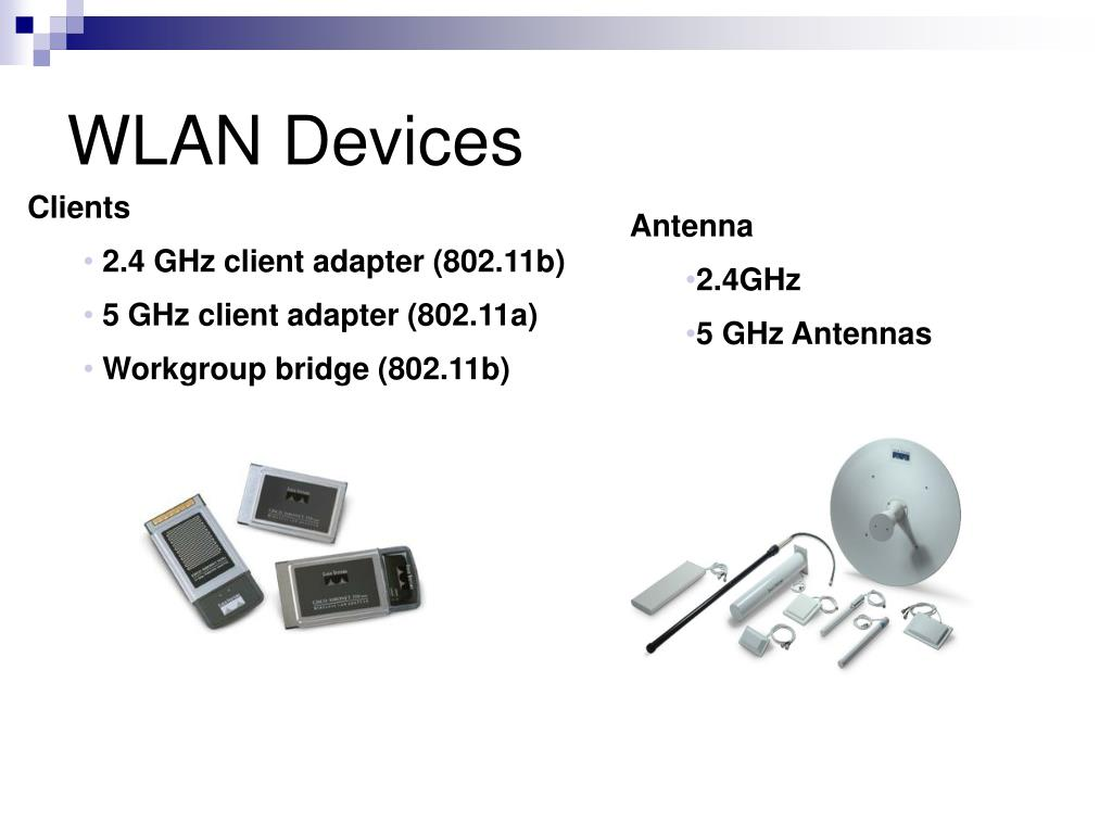 WLAN Devices