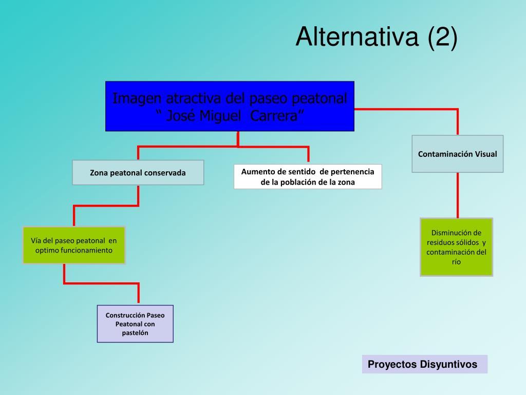 Alternativa (2)