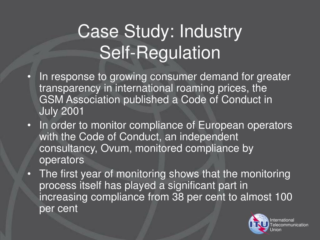Case Study: Industry