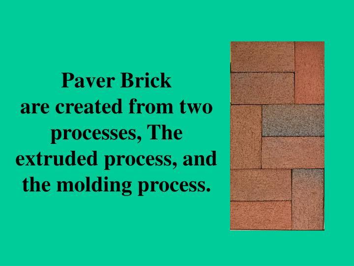 Paver Brick