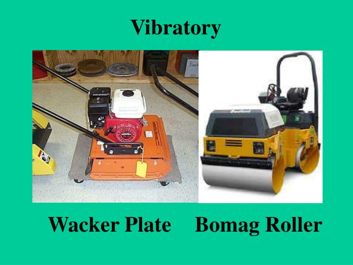 Vibratory
