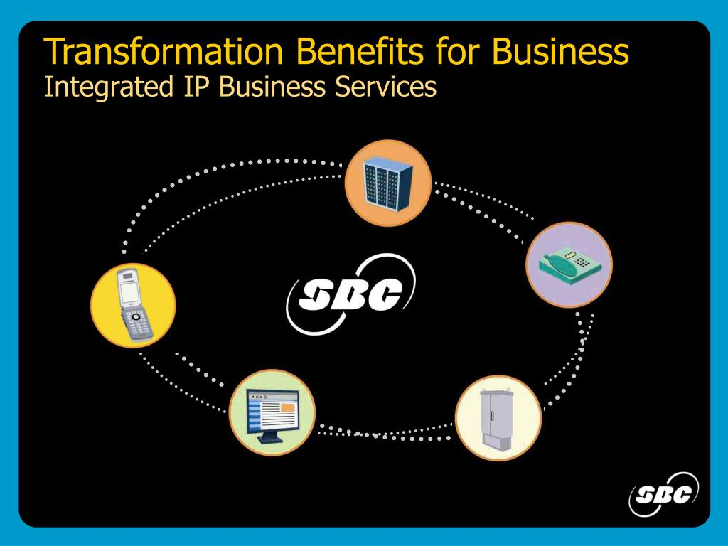 Transformation Benefits for Business