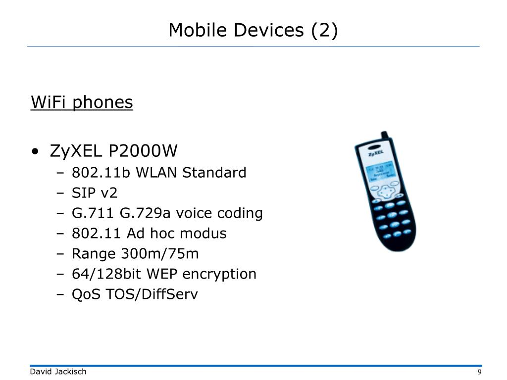 Mobile Devices (2)