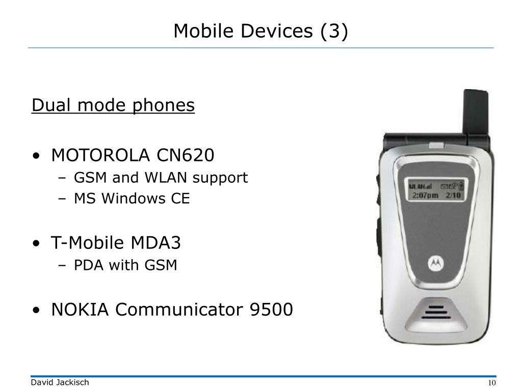 Mobile Devices (3)