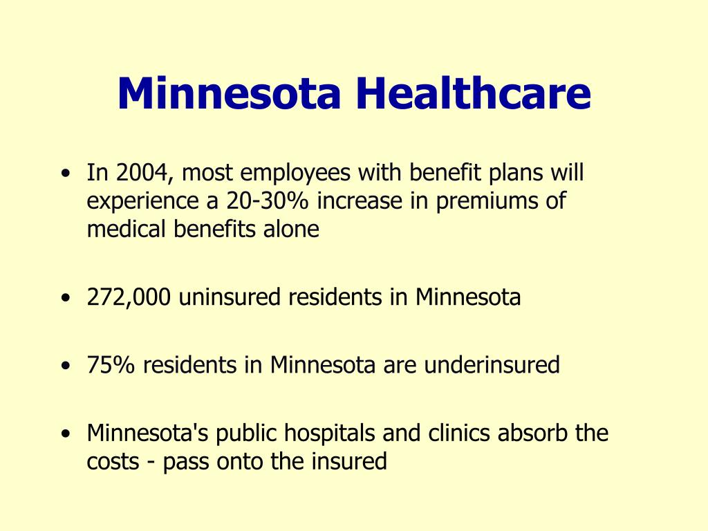 Minnesota Healthcare
