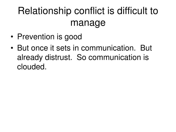 conflict resolution in dating relationships Conflict in adult close relationships: an attachment perspective paula r pietromonaco and dara greenwood a model for constructive conflict resolution.
