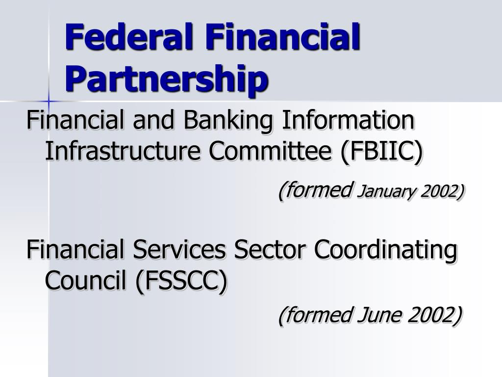 Federal Financial Partnership