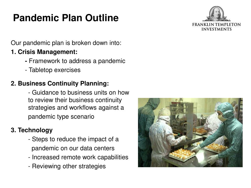 Pandemic Plan Outline