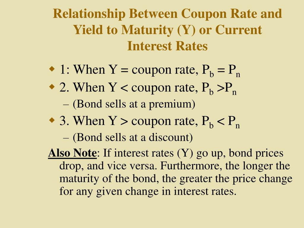 dividend yield and bond relationship