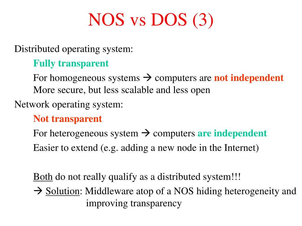 NOS vs DOS (3)